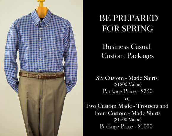 Be Prepared for Spring!