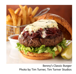 Benny's Burger