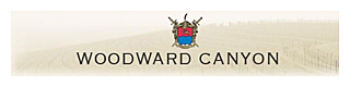 Woodward Canyon logo 300 pixels with border