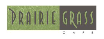 Prairie Grass logo with white border