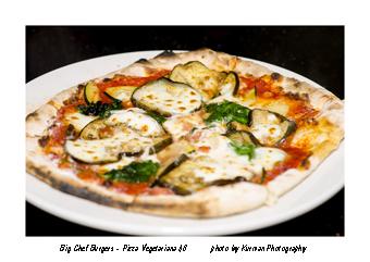 Pizza Vegtariana KCI1380 et