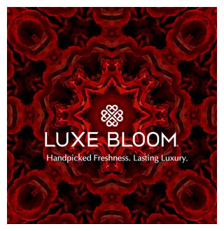 Luxe Bloom 300 pixels with border