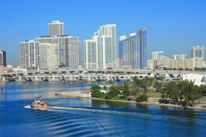 Miami stock photo for release 300 pixels