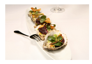 Roasted Oysters 300 pixels