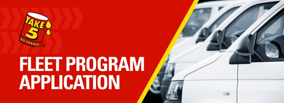 Fleet Program Application