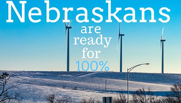 Nebraska is ready for %100