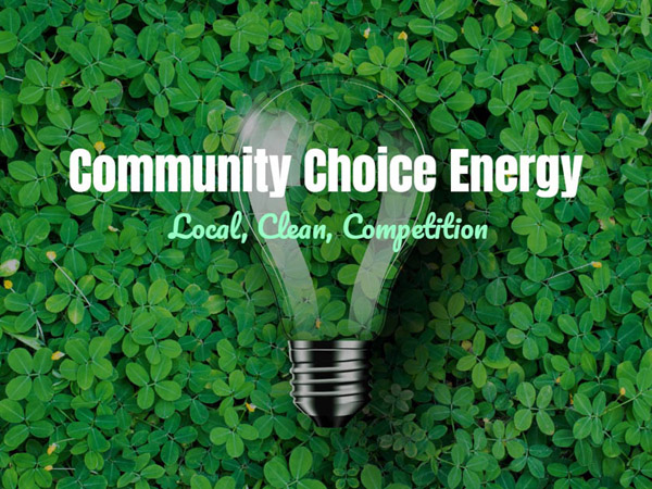 Support Community Choice Energy