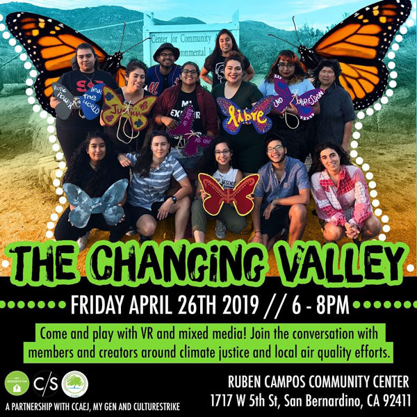 RSVP for Mapping Environmental Justice in the Inland Valley