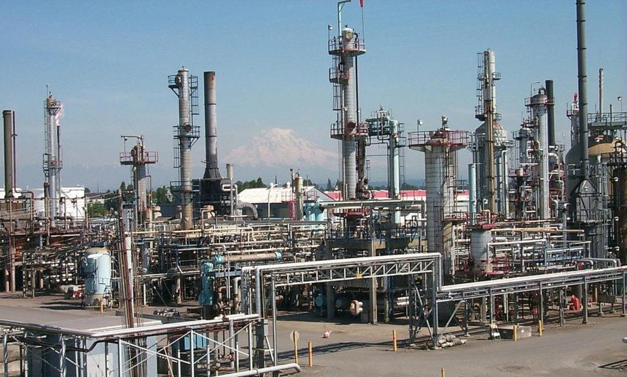 Tacoma WA Refinery