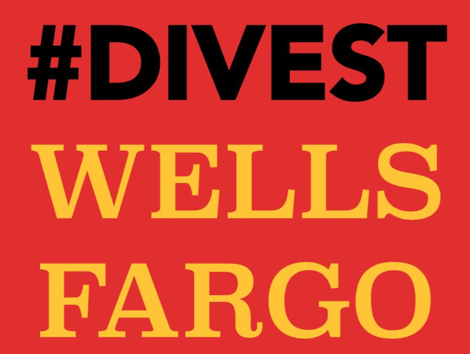 Divest Wells Fargo