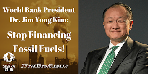 World Bank President Dr. Jim Yong Kim