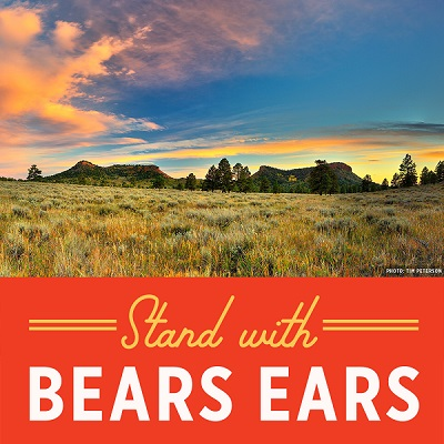 Stand with Bears Ears