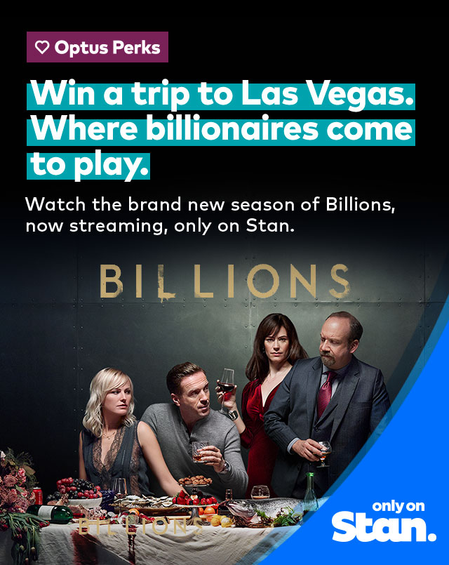 Win a trip to Las Vegas.