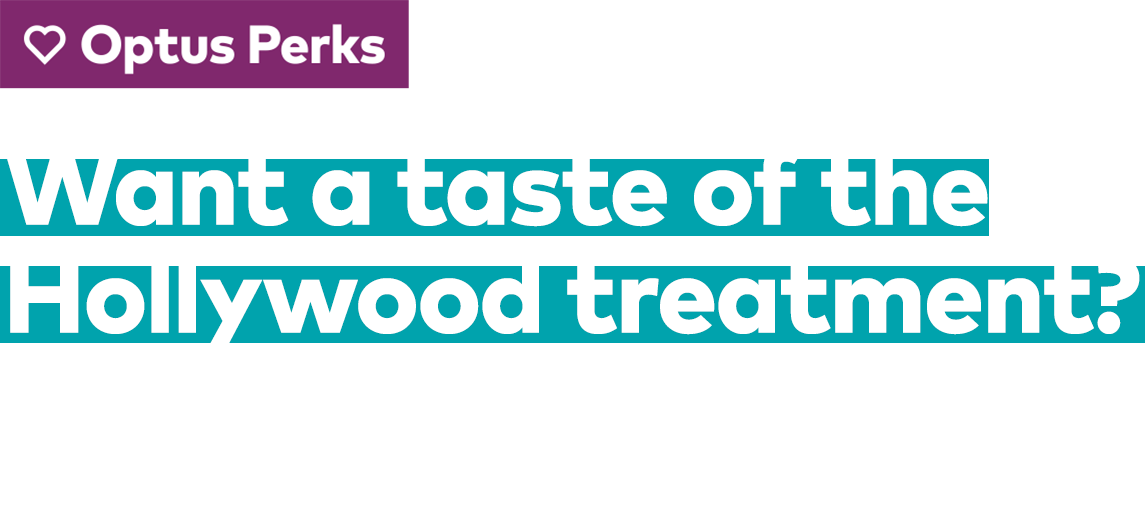 Want a taste of the Hollywood treatment? Win a 55k trip for you and three friends