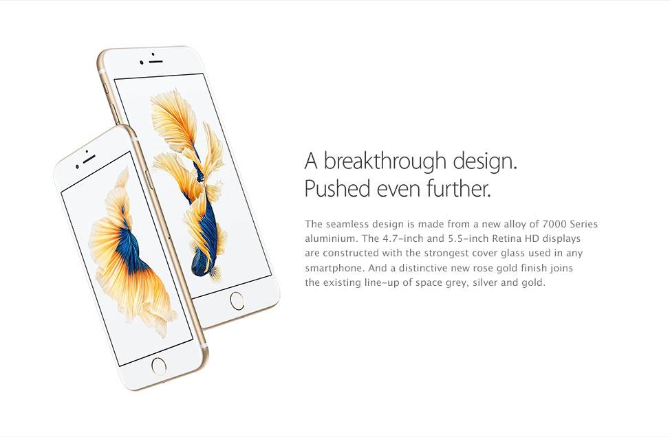 Breakthrough design pushed even further