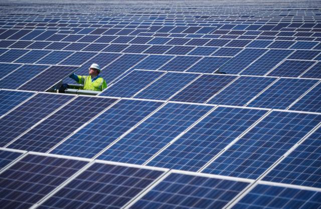 Large-scale solar