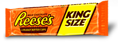 FREE Reese's King Size